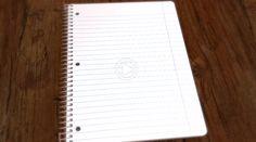 Notebook transition