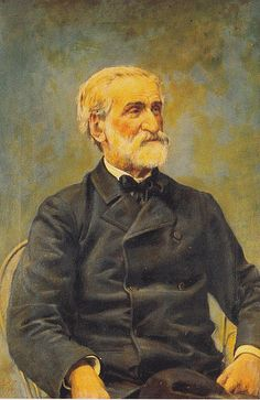 Giuseppe Fortunino Francesco Verdi was an Italian composer of operas. Verdi was born near Busseto to a provincial family of moderate means, and developed a musical education with the help of a local patron.