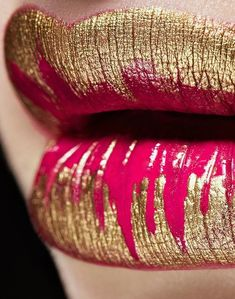20 Golden Makeup Moments to Pin Immediately