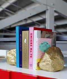 Rangez vos livres avec de l'or