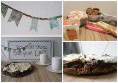 DIY: Rocky Road triangle - cake recipe