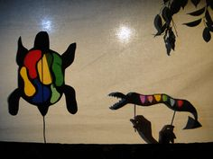 The Gallery: Shadow puppets