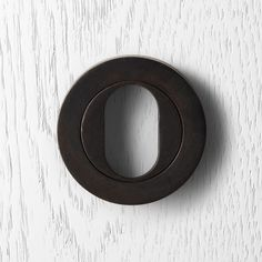 789.L Pittella Contemporary Antique Brass Door Lock #pittella #contemporary #interior design #antiquebrass #keyescutcheon #doorhardware