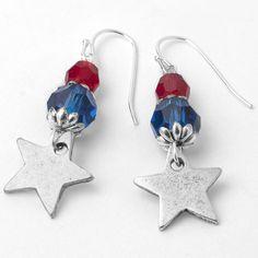 Firecracker Earrings | Fusion Beads