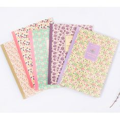 Wanna This Pour vous melody lined notebook large