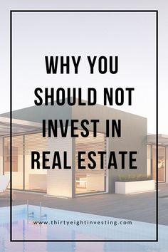 This comprehnsive article goes over if you should invest in real estate! Are you too old to invest in real estate? Are you too inexperienced to invest in real estate? Learn about how to invest in real estate and if investing in rental properties is for you! Real Estate Investing Books, Real Estate Investor, Rental Property, Property Management, Being A Landlord, Personal Finance, Budgeting, Articles, Learning