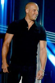 Vin Diesel Celebrity Film, Vin Diesel, Paul Walker, Celebs, Celebrities, My Man, Cute Guys, Yorkie, Actors & Actresses