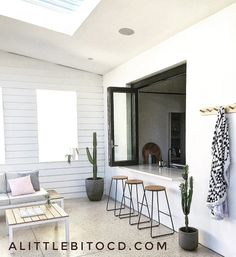 A Little Bit OCD: Alfresco Transformation & Inspiration