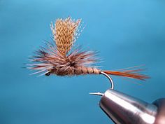 Hi and Dry Western March Brown Parachute