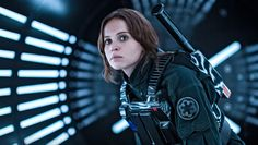 The Oscar-nominated actress is down to return to her role in the Star Wars anthology film, despite, you know.Jyn Erso being vaporized. Felicity Jones, Film Star Wars, Star Wars Art, Sith, Le Retour Du Jedi, Star Wars Timeline, Images Star Wars, Star Wars Characters Pictures, Marvel Characters