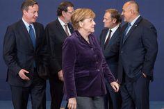 EU-Flüchtlingspolitik: Das war Europas Gipfel der Blamage | twitter share WELT 151219