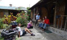 en Ibarra, la casa de la abuela de Felipao