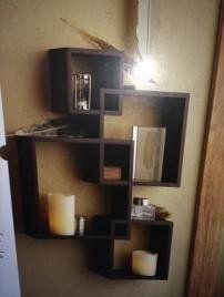 poochila10\'s save of 8-pc. Interlocking Cube Wall Shelf Set on ...