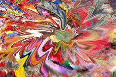 Color in Motion. Instant Download.  PictureBCN. por PictureBCN