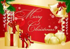 Merry Christmas Background - Non Solo Musica e Ricette