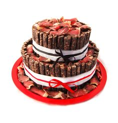 Lekker Biltong Cakes Take the. - SAPeople - Your Worldwide South African Community Different Kinds Of Cakes, Different Wedding Cakes, Big Cakes, Just Cakes, Baking Recipes, Cake Recipes, Biltong, Wedding Cake Flavors, Rustic Cake