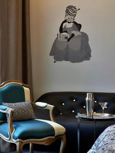 W Paris–Opéra - Rockwell Group Rockwell Group, Interior Desing, W Hotel, Hotel Interiors, New Energy, Paris Hotels, Hospitality Design, Take A Seat, Hotels And Resorts