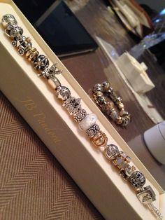 Pandora Fairytale bracelet. #pandorapassion