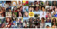 Crie o seu pôster de amizades com 50 amigos! Clique aqui!