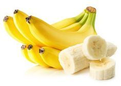 Research shows:Eat Banana Every Single Day and you Can Avoid Some Eye Diseases!Carrot is known by the people as a fruit which helps eyesight but in reality, the banana is also effective for eye health. A recent study reported tha. High Glycemic Foods, Banana Health Benefits, Potassium Rich Foods, Eating Bananas, Post Workout Snacks, Can Dogs Eat, Nutrition, Alkaline Diet, Foods To Eat