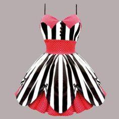 gorgeous circus dress
