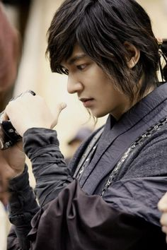Lee Min Ho (Faith)