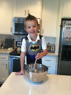 """Whip up one of these caprons in no time. These reversible """"caprons"""" (aprons with a cape) are as great in the kitchen as they are for dress ups. This project came about because my son is too old f..."""