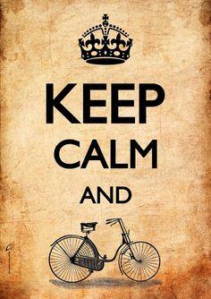 Mantenha a calma!