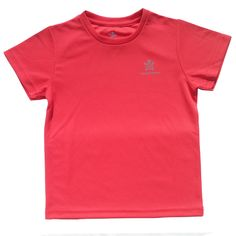 anti-UV-antibacterial-red-t-shirt #OuterWear #uvProtectant #RedTshirt #UVprotectant