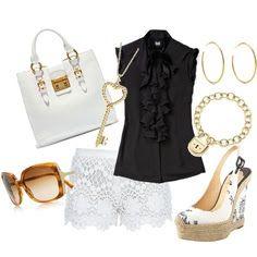 LOLO Moda: Summer outfits for women - Trends 2014, http://www.lolomoda.com