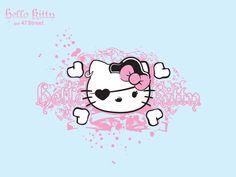 Hello Pirate - Hello Kitty Wallpaper ID 123577 - Desktop Nexus Anime