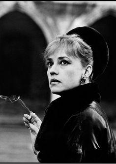 仏女優ジャンヌモロー逝去ヌーヴェルヴァーグの恋人と呼ばれた彼女の色褪せない魅力