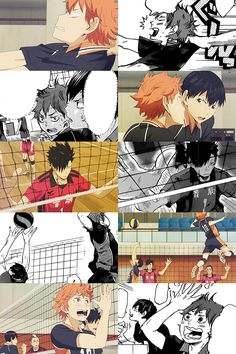 1. Manga vs Anime - Haikyuu!! - Conclusion: The manga is far more dramatic!