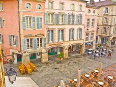 Epinal - Place des Vosges
