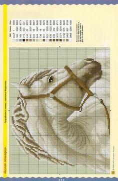 ручная вышивка 2008 11 - anfisa1 Cross Stitch Horse, Just Cross Stitch, Cross Stitch Heart, Cross Stitch Animals, Counted Cross Stitch Patterns, Cross Stitch Designs, Cross Stitch Embroidery, Needlepoint Stitches, Needlework