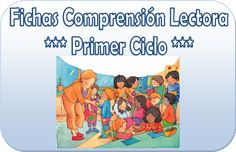 Fichas de comprensión lectora para primer y segundo grado - http://materialeducativo.org/fichas-de-comprension-lectora-para-primer-y-segundo-grado/