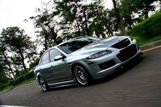 Gray Mazda 6 MPS
