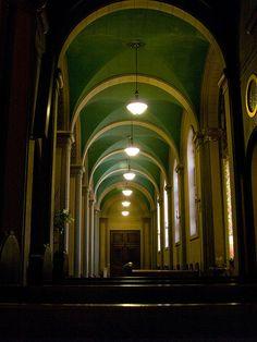 Mission Dolores Catholic Cathedral, San Francisco, California