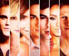 The Vampire Diaries Cast<3 People Who Dont Watch This Show Are Crazy .