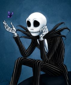 *JACK ~ The Nightmare before Christmas