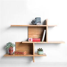 تسوق Modern Home - Modern Decor Shelf - Black and White - Decor, Shelves, Diy Furniture, Wall Shelves Design, Bookshelf Design, Decorating Shelves, Home Decor, Interior Design Living Room, Home Decor Furniture