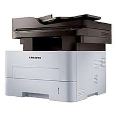 Samsung Xpress M288x M2880FW Laser Multifunction Printer - Monochrome - Plain Paper Print - Desktop - Copier/Fax/Printer/Scanner - 29 ppm Mono Print - 4800 x 600 dpi Print - 29 cpm Mono Copy LCD - 1200 dpi Optical Scan - Automatic Duplex Print - 150