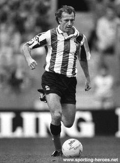Trevor Francis.. Birmingham, Nottingham Forest, Sheffield Wednesday. and England.
