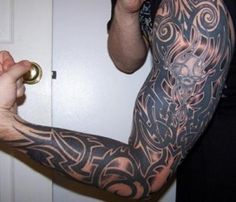 Full Sleeve Tattoos for Men | full sleeve tattoo designs tattoos for men are not just limited to a ...