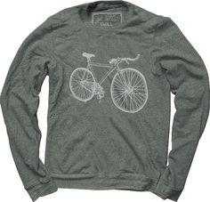 Bike crewneck