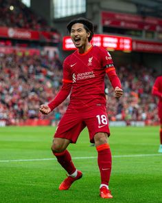 Liverpool Fc, Liverpool Football Club, This Is Anfield, Good Morning Picture, Soccer, Sporty, Running, Thailand, Futbol