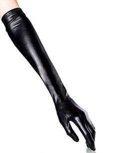 Bekleidung Damen Wetlook-Handschuhe