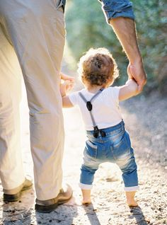 The cutest dad and kiddo moments in honor of Father's Day: http://www.stylemepretty.com/living/2015/06/21/22-father-kiddo-moments-that-will-make-you-gush/