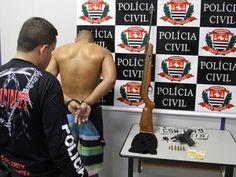 Adolescente suspeito de participar de homicídio é detido em São José, SP - Infotau Vale