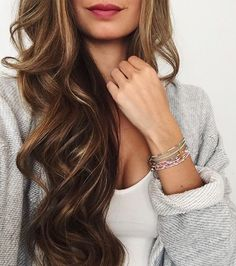 Shop best beauty tools and exclusive fashion jewelry for women online such as bracelets, earrings, necklaces. Explore our chic jewelry & best selling beauty tools now Hair Inspo, Hair Inspiration, Dream Hair, Hair Day, Gorgeous Hair, Pretty Hairstyles, Messy Hairstyles, Hair Looks, Her Hair